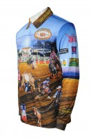 Custom-made Men's Clothing Hot Sublimation