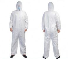Online ordering of protective clothing
