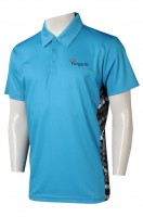 Custom-made POLO shirt for net color group