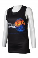 How to Find Sample custom women's thermal sublimation vest T-shirt