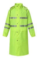 Single and Double Reflective Raincoats Online
