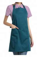 Order neck apron kitchen custom overalls apron