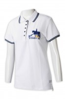 Order women's short-sleeved Polo shirts online
