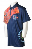Customized men's wear re-sublimation