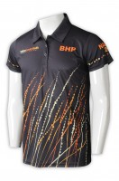 A large number of customized men's short sleeves are sublimated