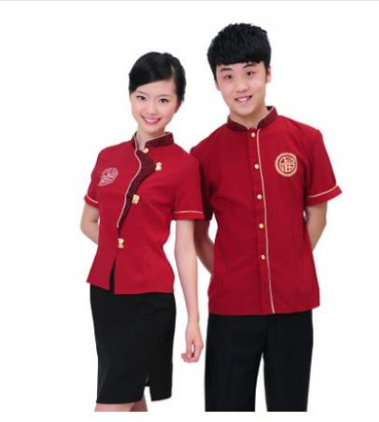 Chinese Restaurant Uniforms