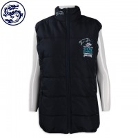 Online quilted vest jacket Design quilted vest jacket Australia TFS quilted vest jacket garment factory