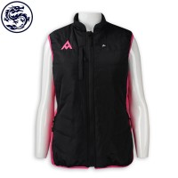 design color matching quilted vest jacket quilted jacket Hong Kong company
